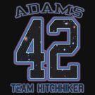 TEAM HITCHHIKER _Adams by shaydeychic