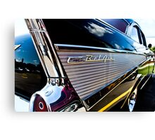 Bel Air Reflections Canvas Print