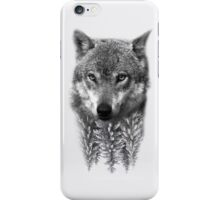 Wolf Weather iPhone Case/Skin