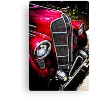 Classic Dodge Brothers Sedan Canvas Print