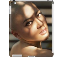 Bald girl iPad Case/Skin