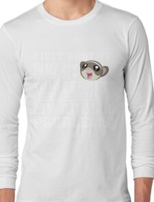 Ferret Long Sleeve T-Shirt