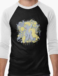 Derpy Splatter Silhouette  T-Shirt