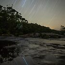Carrington Falls, NSW, Australia by Stephen  Jarrett