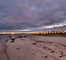 Beach Lights by Mark Cooper