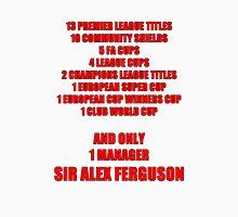Alex Ferguson Titles Unisex T-Shirt