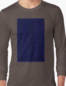 New Blue Book Long Sleeve T-Shirt