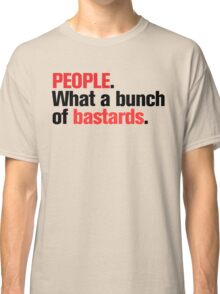 """""""People"""" Version 1 Classic T-Shirt"""