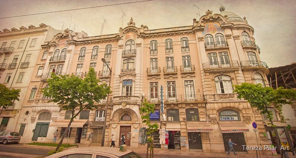 Prémio Valmor. Largo do Intendente. by terezadelpilar~ art & architecture