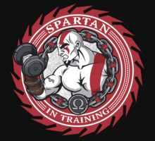 Spartan in Training by ccourts86