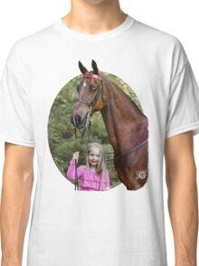RF Morgan's Dream Saddlebred  Classic T-Shirt