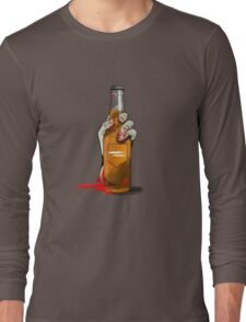 Double Tap Root Beer Long Sleeve T-Shirt