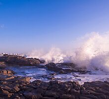 Crashing Surf by Jack McClane