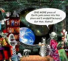 The Real Reason Aliens Come to Earth by Nadya Johnson