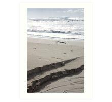 ocean! Art Print