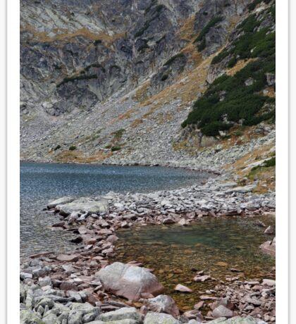 Rila Lake Sticker