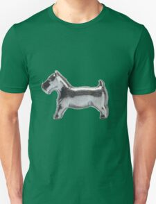 Monopoly Dog Unisex T-Shirt