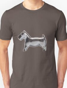 Monopoly Dog Unisex T-Shirt