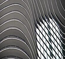 The Aqua VII, Chicago by 5036