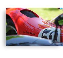 Lola Sports Concours Detail Canvas Print