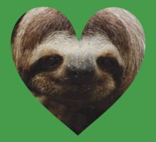 Sloth Love Kids Clothes