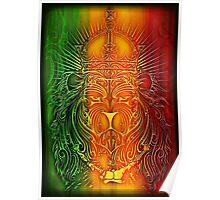 Lion Of Judah RGG Poster