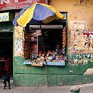 People 0382 / Bogota, Colombia by Mart Delvalle