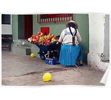 People 4425 Santa Cruz, Bolivia Poster