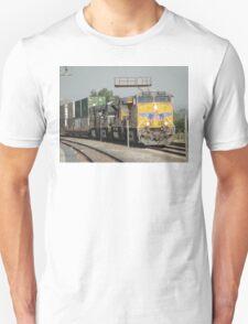 Union Pacific at El Monte Unisex T-Shirt