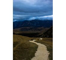 Path to the Mountains Photographic Print