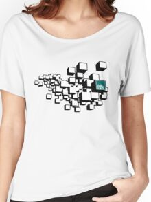 Nyx Blox Women's Relaxed Fit T-Shirt
