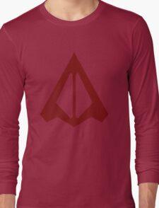 Arsenal Logo Long Sleeve T-Shirt
