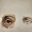 Eye study by Jedika