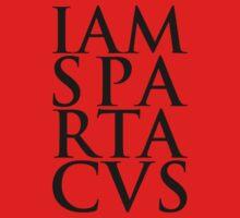Spartacus - I Am Spartacus One Piece - Long Sleeve