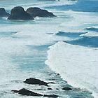 Cannon Beach, Oregon by Tori Snow