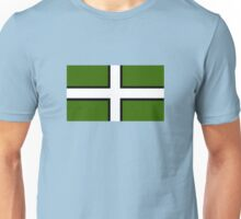 Flag of Devon Unisex T-Shirt