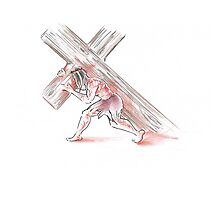 The Crucifixion Of Christ #4 by JEmanuel