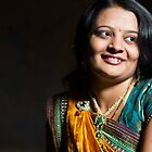 &quot;Beauty Within&quot; - My Wife Purvi by Biren Brahmbhatt