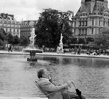 The Parisian Way, France by Emily McAuliffe