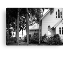 St Mary's Cathedral, Port Douglas Canvas Print