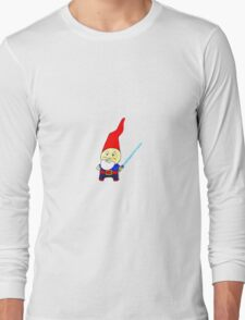 May the Gnomes be With You Long Sleeve T-Shirt