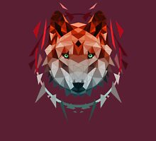 wolf red Unisex T-Shirt