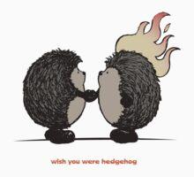 Wish you were hedgehog One Piece - Short Sleeve