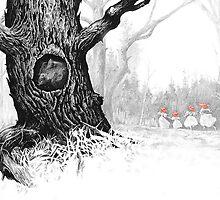"""Forest""  by Sergei Rukavishnikov by Alenka Co"
