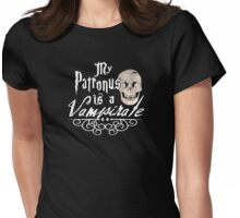 Benny Patronus Womens Fitted T-Shirt