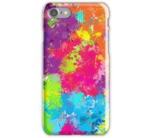 Colors Everywhere iPhone Case/Skin