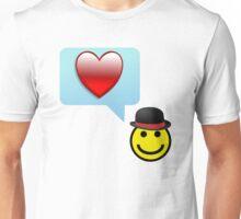 Heart Talk Unisex T-Shirt