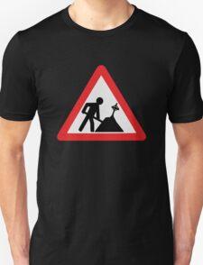 Gravedigger Unisex T-Shirt
