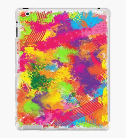 Colors Everywhere 2 iPad Case/Skin
