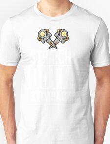 Straight outta Stimpacks! Unisex T-Shirt